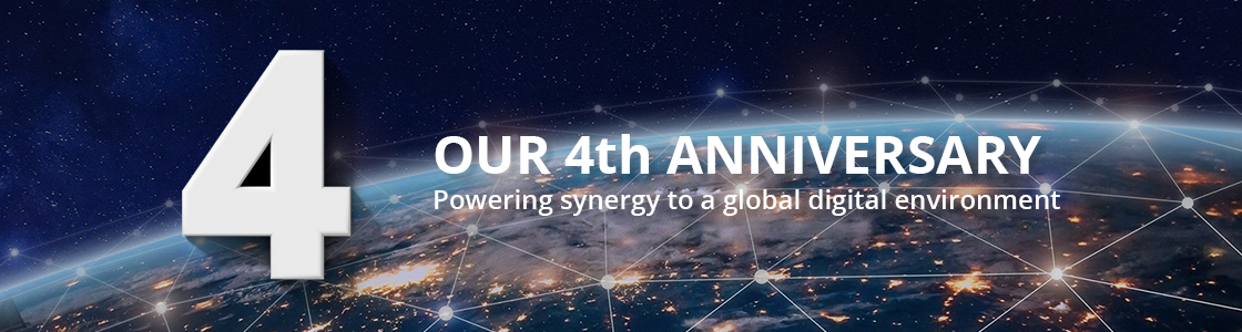 Digital Node: our 4th Anniversary