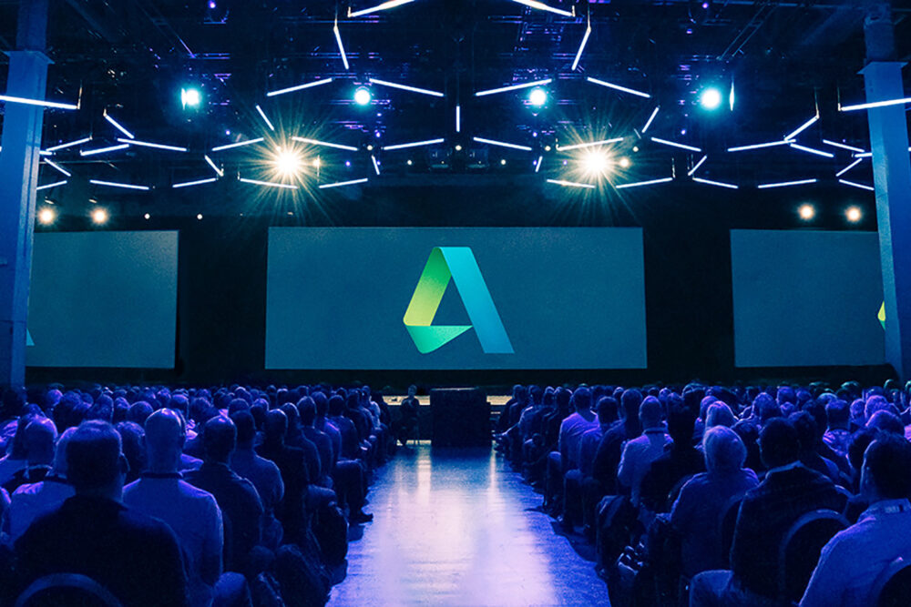 Double bill for Digital Node at Autodesk University Las Vegas 2019
